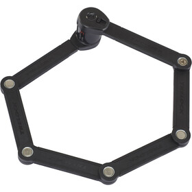 Trelock FS 500 Toro Vouwslot 90cm ZF 500, black